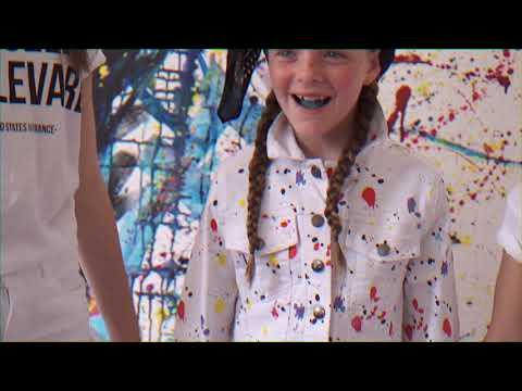 Childsplay Clothing Little Eleven Paris New Spring-Summer 2019