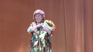 Юбилейный концерт Ларисы Рубальской в Храме Христа Спасителя (Москва 26.09.2015)