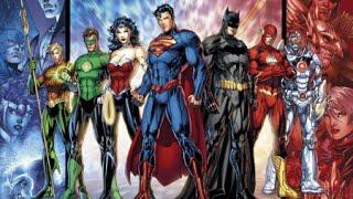 анонсы фильмов DC до 2020
