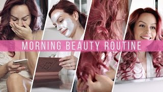 #GRWM: Morning beauty routine: mi preparo con Glamglow!
