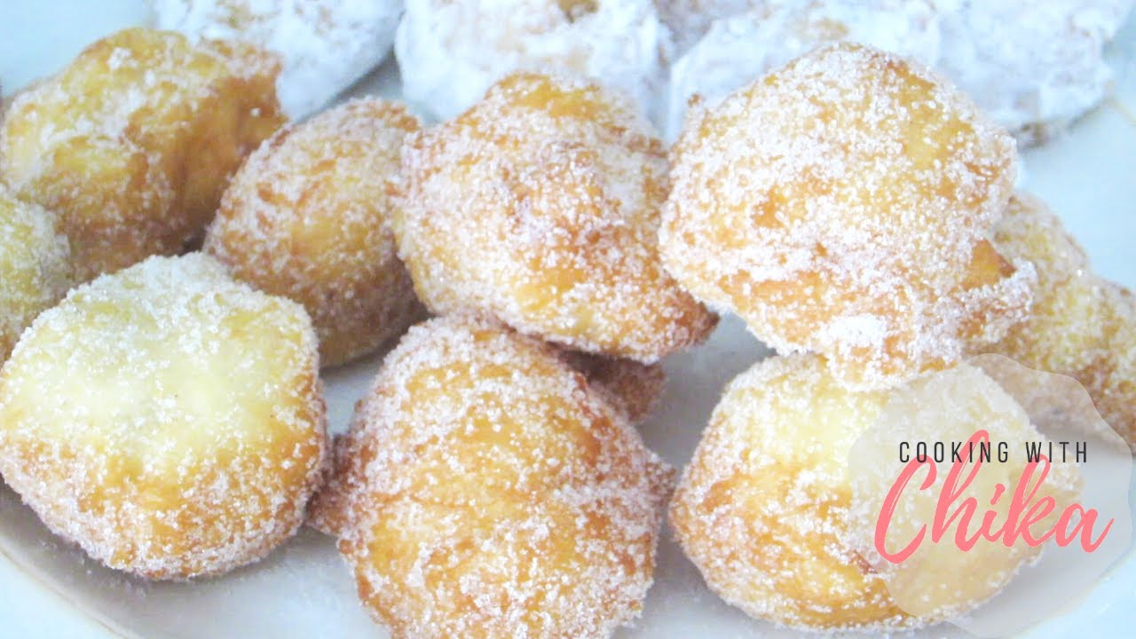 Homemade Donut Holes – Fluffy Donuts without Yeast | Borrowed Delights – Episode 114