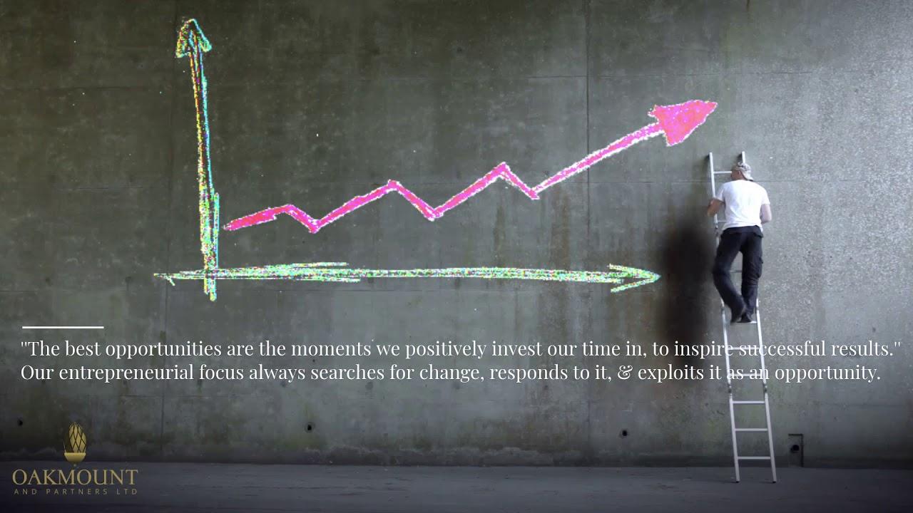 Oakmount and Partners Ltd. Yielding You MORE in Return...
