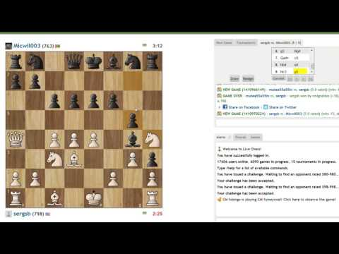 TheSergsB Plays Chess - 4