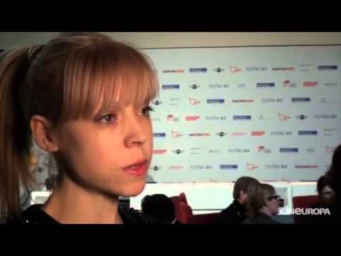 Shooting Stars 2012: Antonia CampbellHuges, actress  Ireland