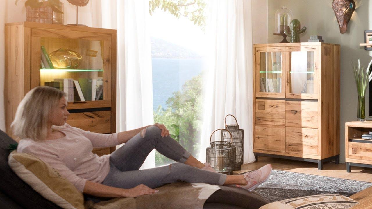 Möbelserie VILLANDERS - Moderner Stil trifft auch Natürlichkeit ...