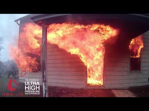 Iowa UHP Summit Second Room Burn