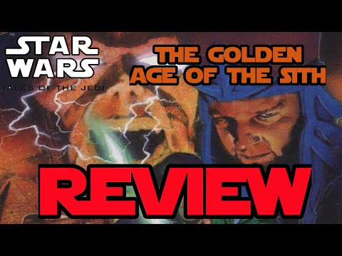 Star Wars | Tales of the Jedi | The Golden Age of the Sith | Comic Review
