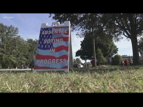 Richland County Says Voting Issue Fixed