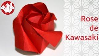 Origami - Rose De Toshikazu Kawasaki