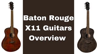 Baton Rogue | X11LS 2020 releases | Overview