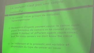 Principes Généraux sur le Cancer Part. 1