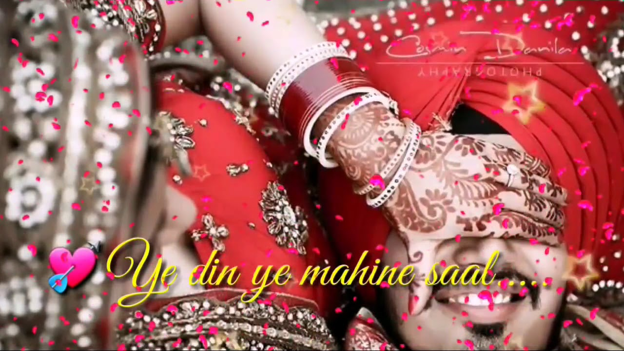 Wedding Special Status Video Youtube