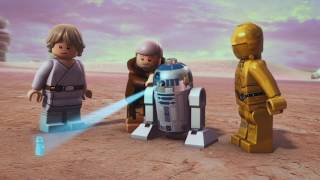 Star Wars 40th Anniversary - LEGO Star Wars - Tribute to A New Hope