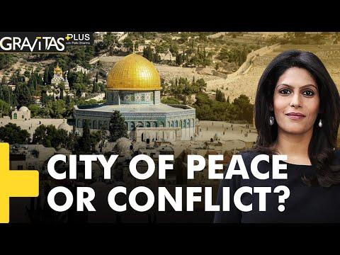 Gravitas Plus: The Story of Jerusalem | Palki Sharma