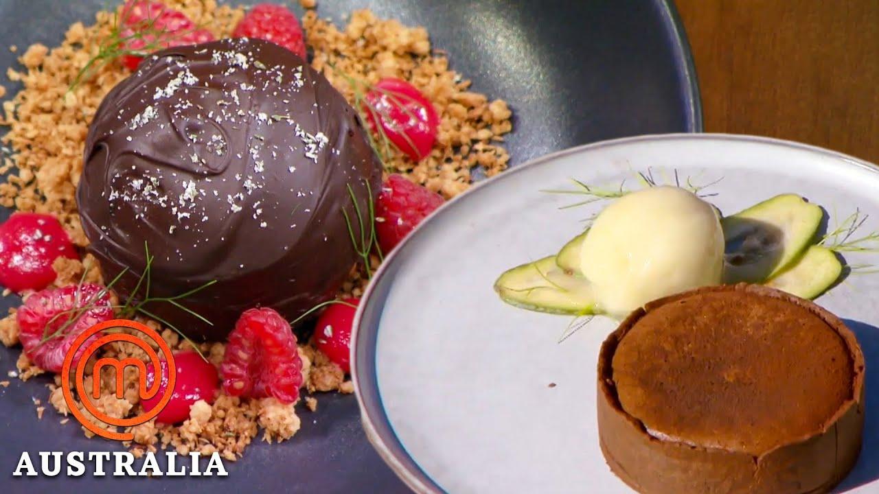 Best Dessert Ideas For International Chocolate Day | MasterChef Australia | MasterChef World