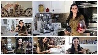 ТУР ПО КУХНЕ - МОИ КУХОННЫЕ ГАДЖЕТЫ - Эгине - Heghineh Cooking Show in Russian