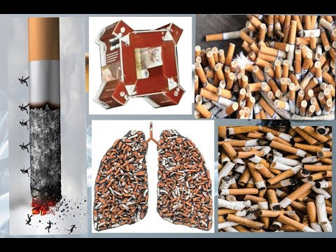 100% Free How to Make an Ashtray Out of Cigarette Box