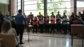 Follow the Drinking Gourd — University Chorale @ Oregon State
