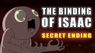 The Binding of Isaac - Secret Ending Cutscene! 4K