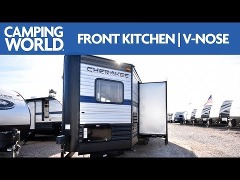 2019 Cherokee 274VFK | Travel Trailer - RV Review: Camping World