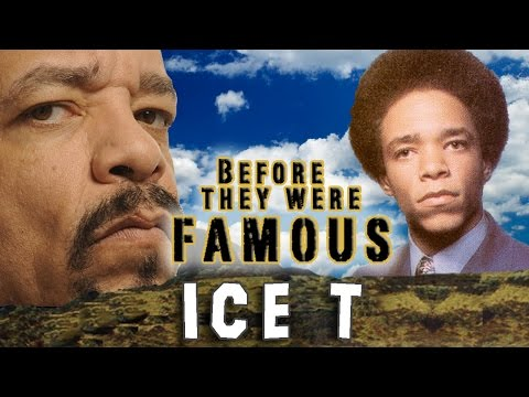ICE T  Before They Were Famous