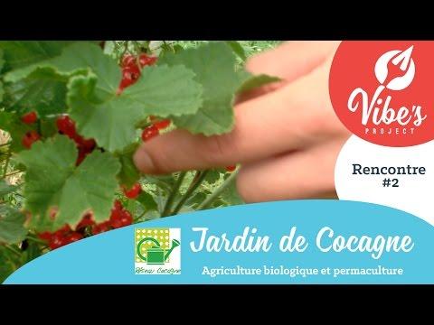Rencontre #2 - Jardin de Cocagne - Agriculture biologique et permaculture