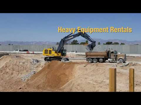 Heavy Equipment Rentals And Sales
