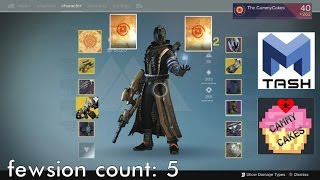 5x Fusion | THE MOST OP LOADOUT EVAR | Destiny Rise of Iron
