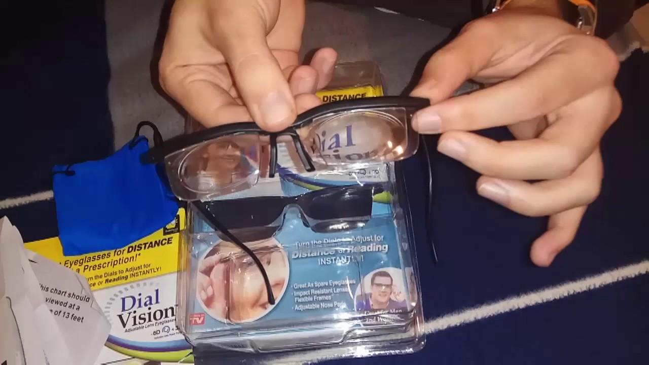 07e034f3ba Gafas Dial Vision Anunciadas en televisión Review en Español. - YouTube