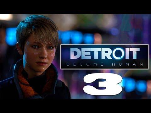 KARA Y LA NIÑA - Detroit: Become Human - EP 3
