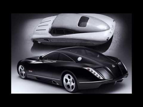 Mercedes-Benz Maybach Exelero - YouTube