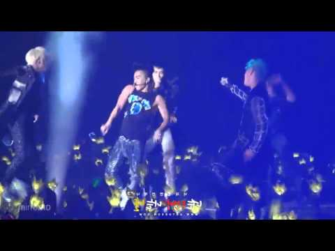 Big Bang - Fantastic Baby mirrored Dance ver.