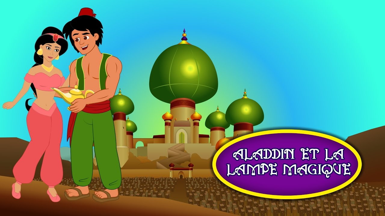 Aladdin Et La Lampe Magique Dessin Anime Complet En Francais