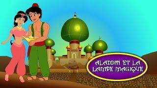 Aladdin et la Lampe Magique -Dessin animé complet en français - Conte pour enfants