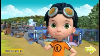 Rusty Rivets - Building Construction Challenge - Rusty Rivets Nick Jr Game