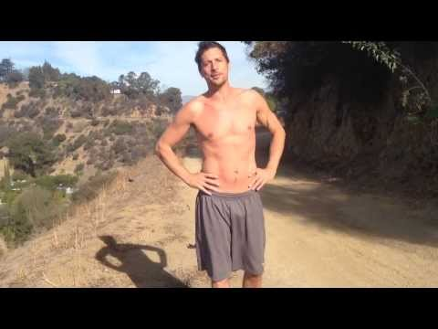 Simon Rex  American Ninja Warrior Tryout