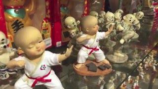 North Sky Kung Fu's  holiday kung fu movie 2015/16
