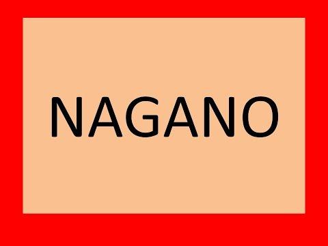 【Trip Japan】NAGANO JAPAN