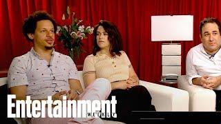 Disenchantment: Eric Andre, Abbi Jacobson & Josh Weinstein On Netflix Show | Entertainment Weekly