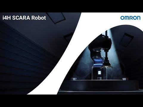 OMRON's i4H SCARA Robot Series