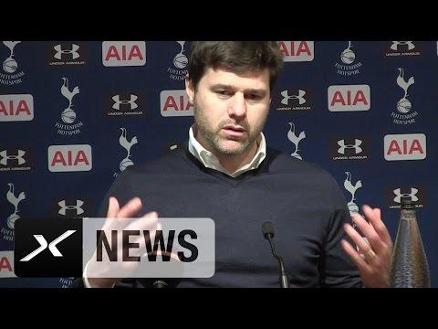"Harry Kane? Mauricio Pochettino: ""Kann Spurs-Legende werden"" | Tottenham Hotspur"