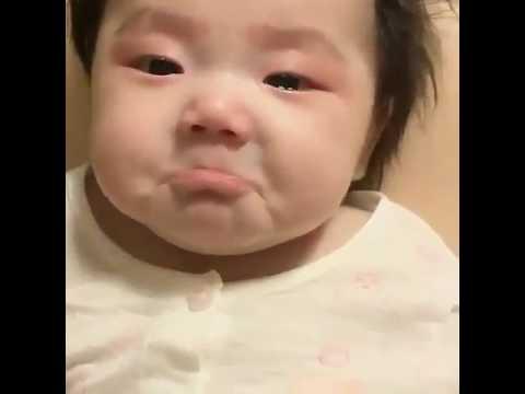 cute korean baby crying - YouTubeKorean Toddler Youtube