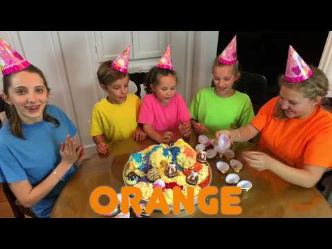 Thumbnail: Learn Colors! Orange! Sign Post Kids Compilation! O2