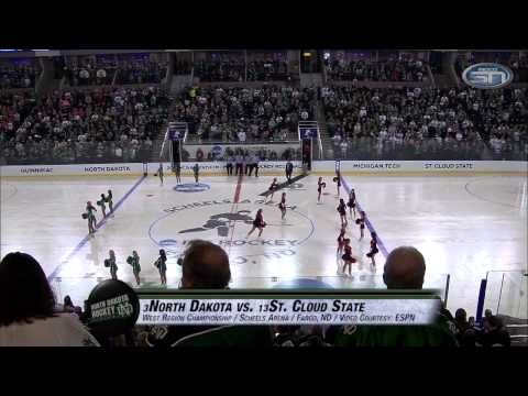 North Dakota Hockey with Dave Hakstol 3.31.15