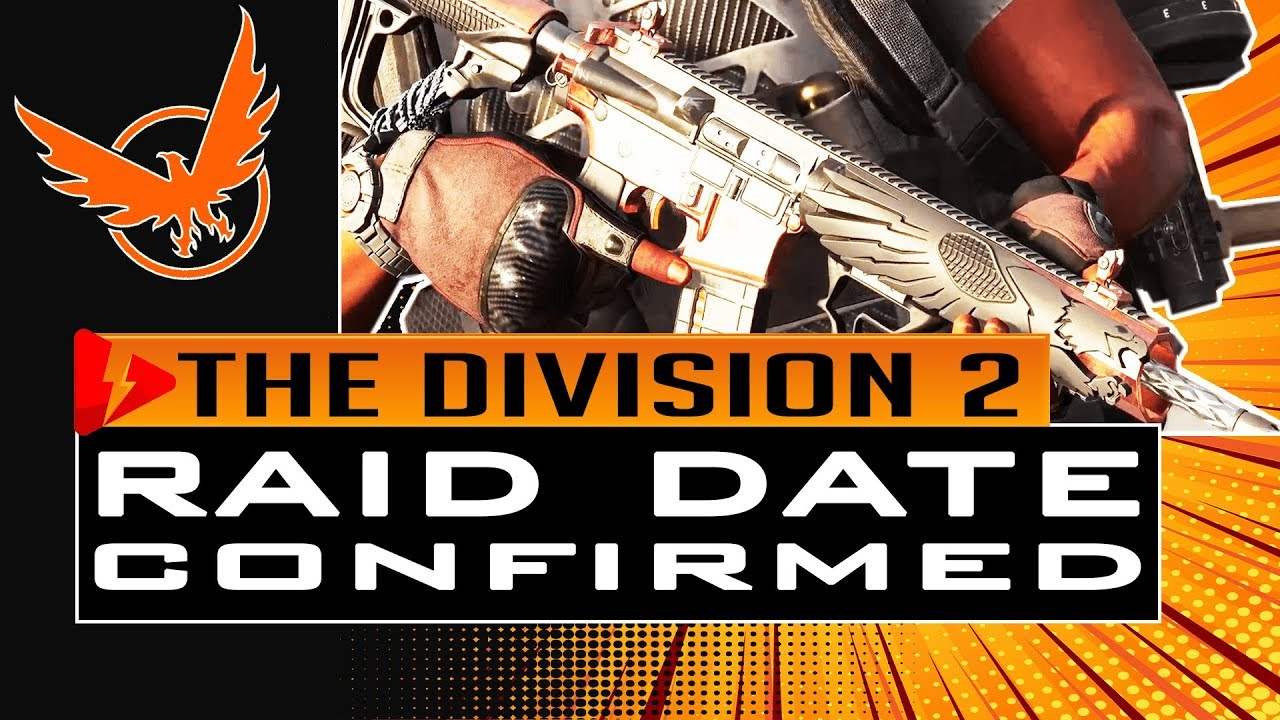 Division 2 RAID RELEASE DATE CONFIRMED - OPERATION DARK HOURS WHO IS READY