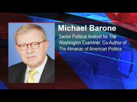 Michael Barone, Senior Political Analyst at the Washington Examiner