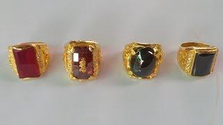 PHN | Các mẫu Nhẫn 5 chỉ vàng 24k cực đẹp - Gorgeous gold rings |