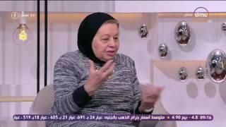 8 الصبح - لقاء مع د/ماجي الحلواني للحديث عن تربيتها ونشأتها للكابتن حازم إمام وأخيه فى عيد الأم