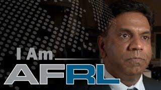 Thumbnail - I Am AFRL - Karatholuvu Balasubramaniam