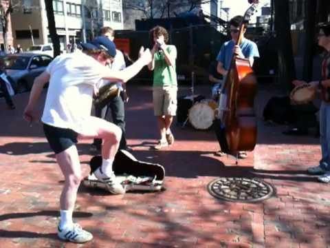 Boston Bum Dancing